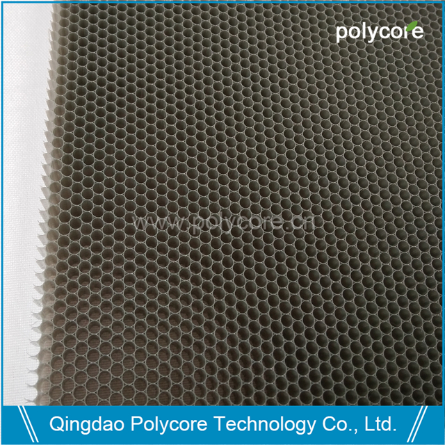 PC honeycomb plate